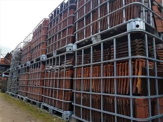 Tweedehands/gebruikte dakpannen, levering door heel Nederland